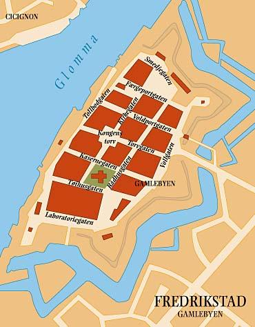 kart over gamlebyen fredrikstad Arc!   Kart over Gamlebyen kart over gamlebyen fredrikstad