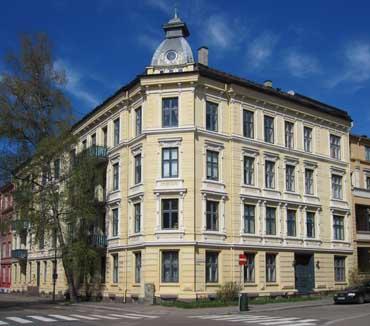 Storslått Arkitekturhistorie - Jacob Aalls gate 10 WV-55