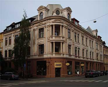 Topp Arkitekturhistorie - Jacob Aalls gate 14 SO-54