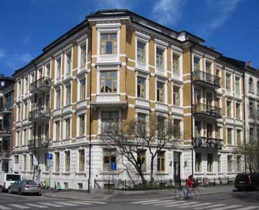 Ungdommelig Arkitekturhistorie - Jacob Aalls gate 30 EF-29